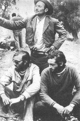 Ο Νάντα Φεράντα και ο Ρομπέρτο Κανέσα