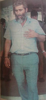 Το θύμα της μαφιόζικης δολοφονίας, Ονησίφορος Χαραλάμπους Φορής